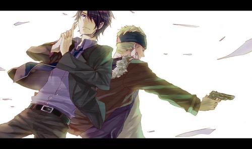 Tobari and Yukimi