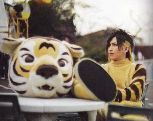 Tora (Alice Nine)
