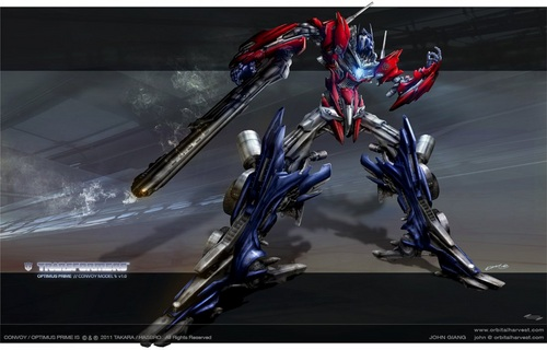 Transformers: Prime Optimus Prime
