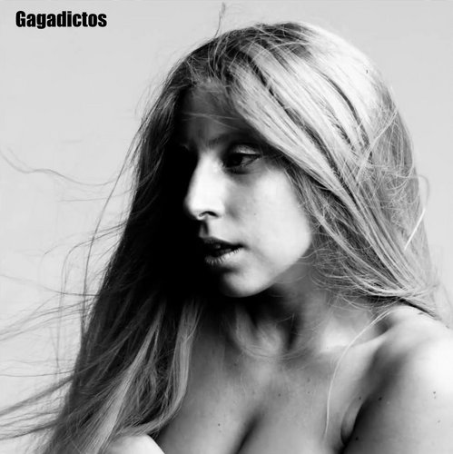 Lady Gaga wallpaper with a portrait and skin called VideoShoot You and i