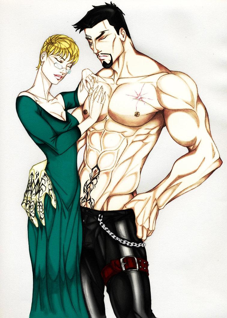 Vishous und Jane