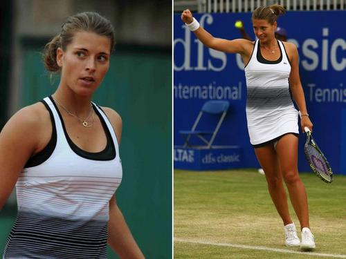 Petra Cetkovská in Victory Begets Joy