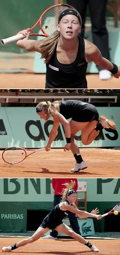 Johanna Larsson in Hard Earned Relief