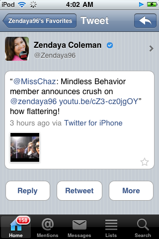 What Zendaya Coleman said about Mindless Behavior - ray-ray-mindless-behavior Photo