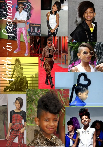 Willow Smith wallpaper possibly containing a portrait entitled Willow Smith