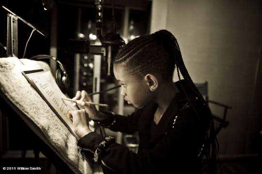 Willow Smith :)