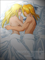 Winry x Ed - edward-elric-and-winry-rockbell fan art