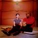 Worf and Ezri