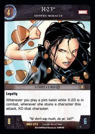 X-23 / Laura Kinney - x-men Photo