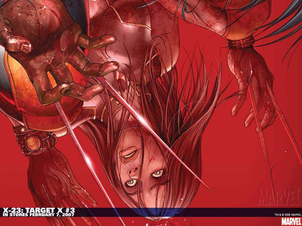 Men images X-23 ...X 23 Wallpaper
