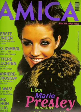 lisa marie presley wallpaper containing animê called Young Lisa