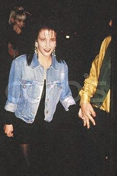 Lisa Marie Presley fond d'écran probably with a well dressed person and an outerwear entitled Young Lisa
