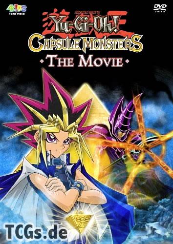 Yu-Gi-Oh Capsule monsters