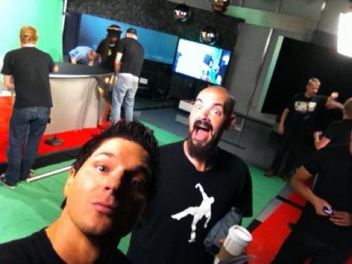 Zak and Aaron
