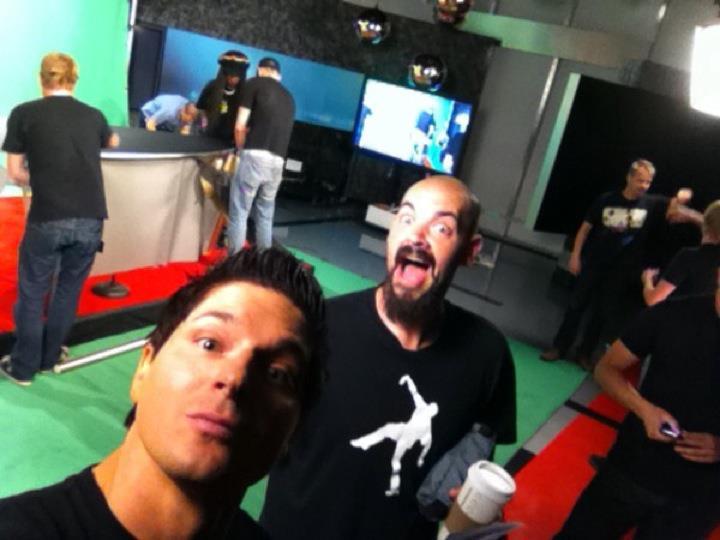 Zak Bagans Zak and Aaron