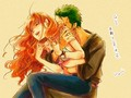 Zoro's Passion - nami-and-zoro fan art