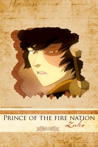 Zuko - avatar-the-last-airbender Photo