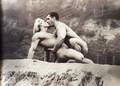 a History of Men in Photography - vintage-beefcake photo