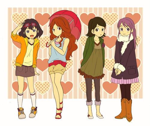 Anime fan art