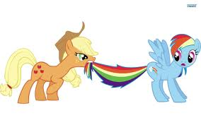 cidre fort, cidre fort, applejack My Little Pony: Friendship is Magic fond d'écran entitled cidre fort, applejack and rainbowdash