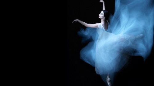 Daydreaming wallpaper entitled ballet