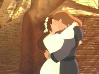 garret marries kayley