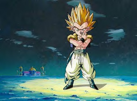 Gotenks Dragon Ball Z Photo 25007268 Fanpop