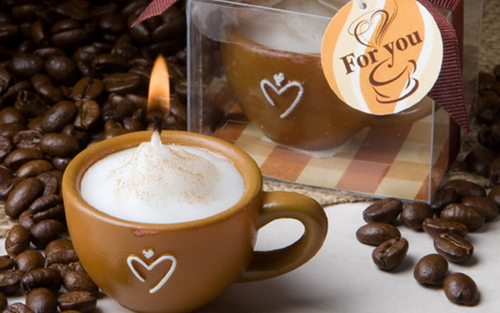 Аромат кофе своими руками