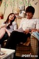 kim na na and yong seong - city-hunter photo