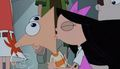 kiss  - phineas-and-isabella photo