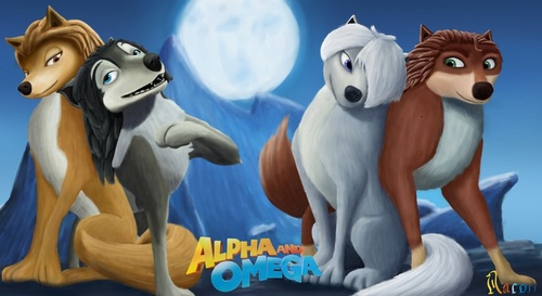 new alpha and omega posters in store now