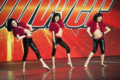 old group dance that chloe,paige,and broke danced to - dance-moms photo