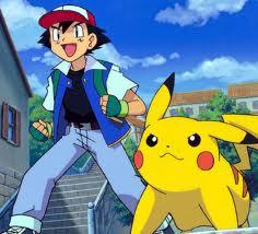 Ash & ピカチュウ