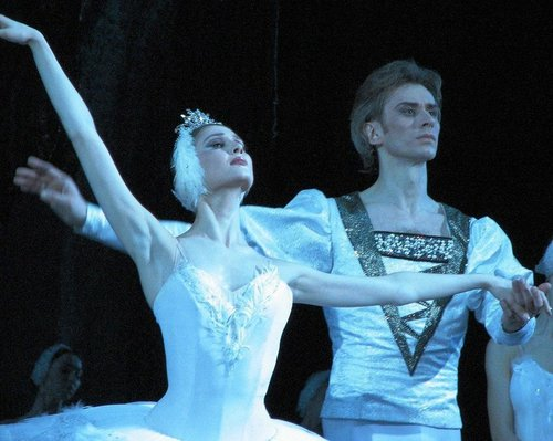 svetlana's curtain call - svetlana-zakharova Photo
