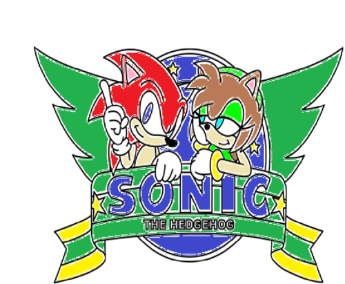 Sonic girl Fan characters Hintergrund with Anime called true Liebe