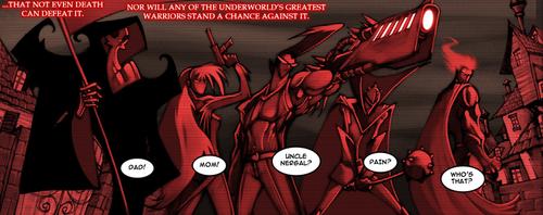 underworld warriors