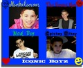 vinny madison mikey and nick - iconic-boyz photo