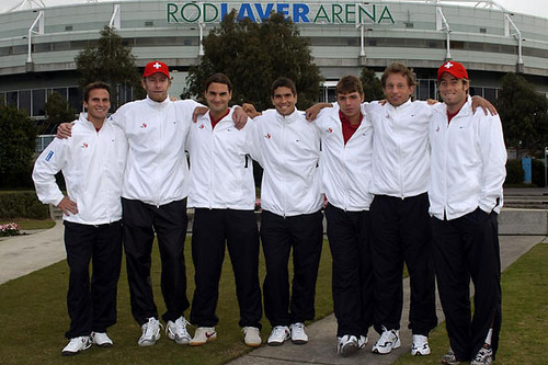 young roger davis cup