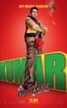 'A Very Harold & Kumar Christmas' Promotional Poster ~ Kal Penn as Kumar