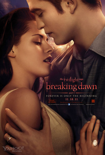 """Breaking Dawn: Part 1"" Poster"