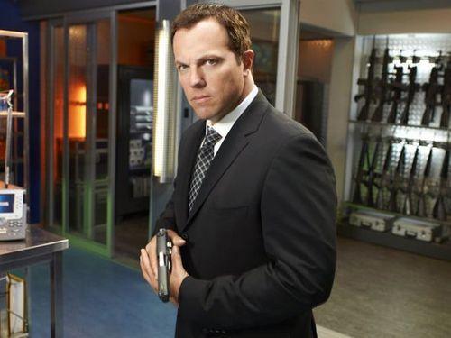 'Chuck' Season 5 Cast Photoshoot ~ Adam Baldwin as John Casey