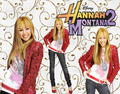 ♫♫Hannah/Miley reloaded by dj♫♫ - hannah-montana photo