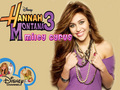 Hannah/Miley reloaded by dj - hannah-montana wallpaper