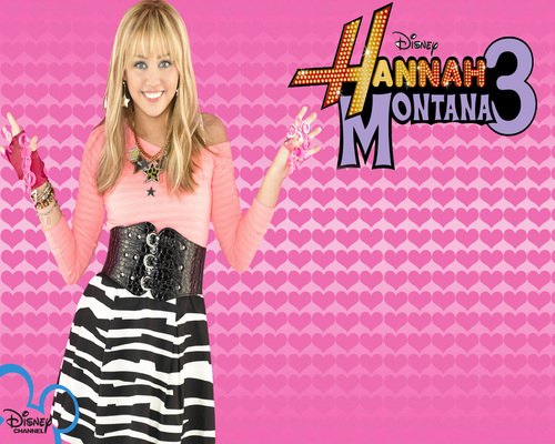 ♫♫Hannah/Miley reloaded by dj♫♫ - hannah-montana Wallpaper