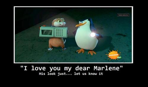 """I 사랑 당신 my dear Marlene"""