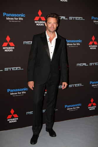 'Real Steel' Paris Premiere, September 6