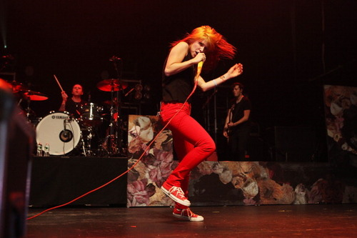 07.09.11 - Fueled By Ramen's 15th Anniversary Concert