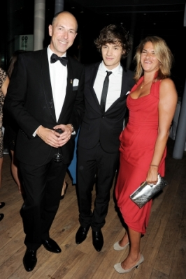 1D @ the 2011 GQ Men Of The 年 Awards ♥