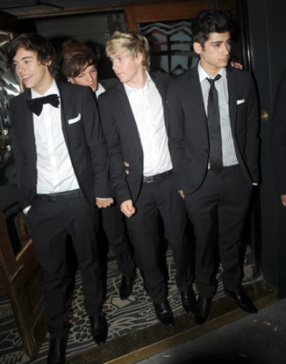 1D @ the 2011 GQ Men Of The साल Awards ♥