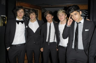 1D @ the 2011 GQ Men Of The Jahr Awards ♥